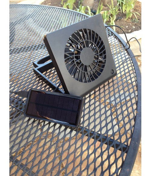 Keep it cool with our USB fan!