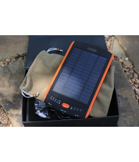 ST-230 23,000 mAh Solar Battery - aka Big Power House