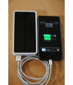 ST-50 (black color only) - The Fastest Solar Battery Charger for USB