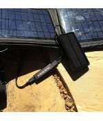 Superpower Solar Panel and Battery Combination SF-220+ST-50
