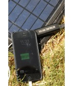 SF-220 20 Watts USB & 12 Volt Waterproof Solar Panel Charger